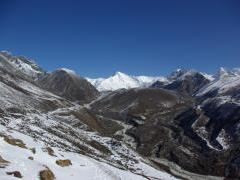 our path to Gokyo