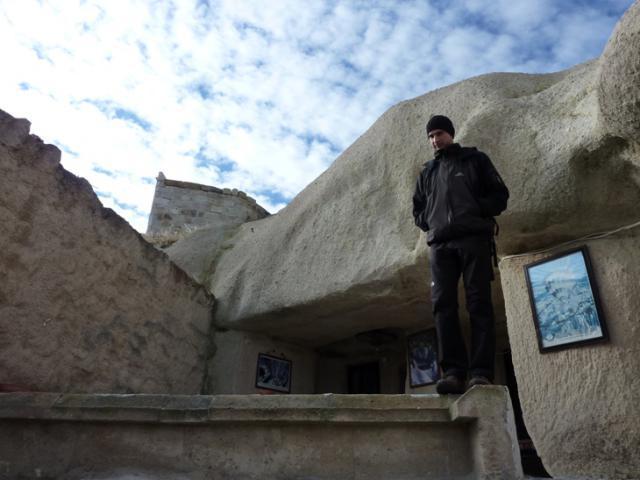 Goreme Cave Hotel