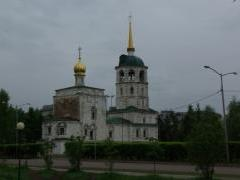 Irkutsk church 1