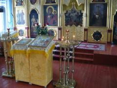 inside Irkutsk church 2