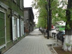 Irkutsk street