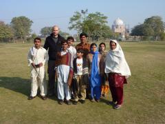 Multan - park photography