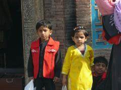 Multan - children
