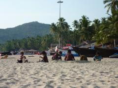 Palolem Beach, Goa, Kids