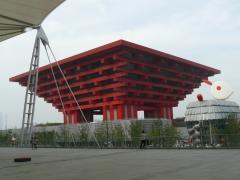 Shanghai, World Expo Chinese pavillion