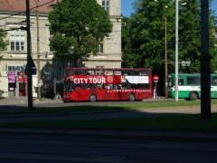 Bus in Tallin