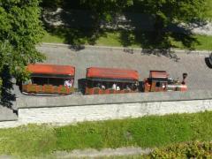 Tallin's trains