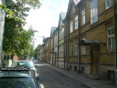 Old street in Tallin