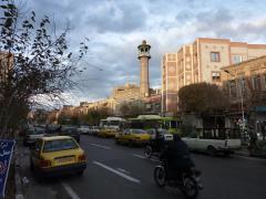 Teheran, street