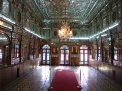 Teheran, Golastan Palace, Mirror Palace