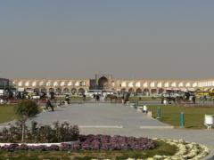 Esfahan, Imam square 1