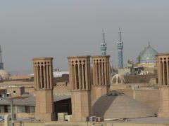Yazd, a view from the roof